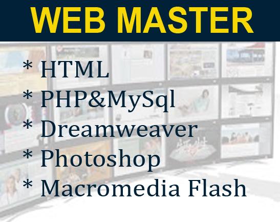 WEB MASTER